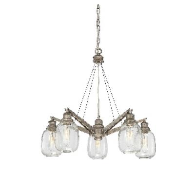 Savoy House 1-4330-5-27 Orsay - Five Light Chandelier