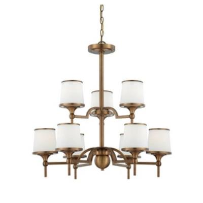 Savoy House 1-4380-9-178 Hagen - Nine Light Chandelier