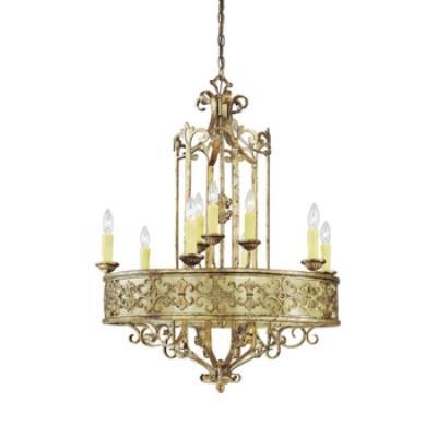 Savoy House 1-506-9-128 Savonia - Nine Light Chandelier