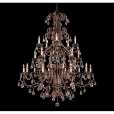 Savoy House 1-5309-20-8 Chastain - Twenty Light Chandelier