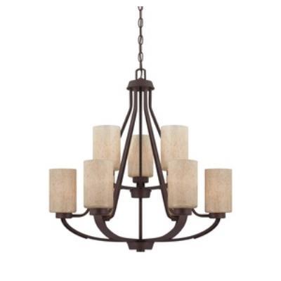Savoy House 1-5434-9-117 Berkley - Nine Light Chandelier