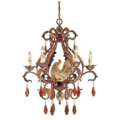 Savoy House 1-590-6-125 Clyde - Six Light Chandelier