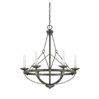 Savoy House 1-6000-6-285 Epoque - Six Light Chandelier