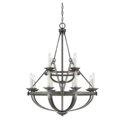 Savoy House 1-6001-12-285 Epoque - Twelve Light Chandelier