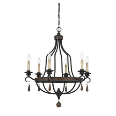 Savoy House 1-8901-6-41 Kelsey - Six Light Chandelier