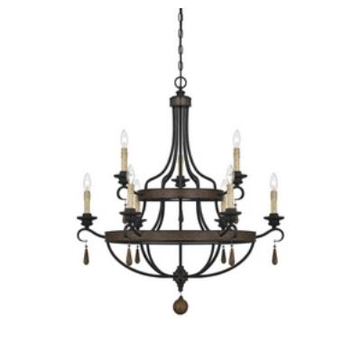 Savoy House 1-8902-9-41 Kelsey - Nine Light Chandelier
