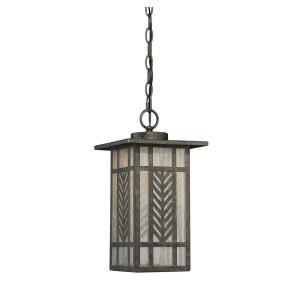 """Waterton - 15"""" 11W 1 LED Outdoor Hanging Lantern"""