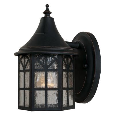 Savoy House 5-8250-25 Manchester - One Light Outdoor Wall Lantern
