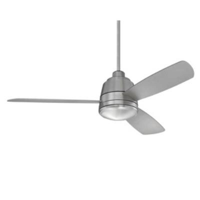 "Savoy House 52-417-3SV Polaris - 52"" Ceiling Fan"