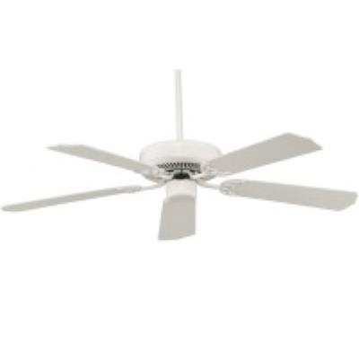 Savoy House 52-FAN-5W-WH The Builder Select Ceiling Fan