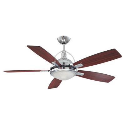 """Savoy House 54-220-5RV-CH Shasta - 54"""" Ceiling Fan"""