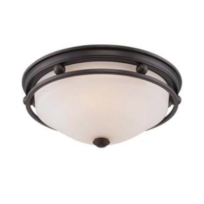 Savoy House 6-5450-13-13 Two Light Flush Mount