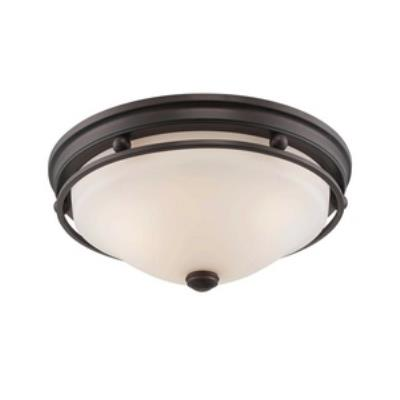 Savoy House 6-5450-16-13 Three Light Flush Mount
