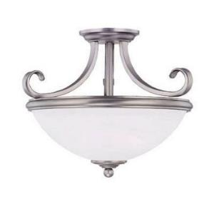 Willoughby - Two Light Semi Flush Mount