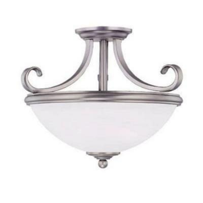 Savoy House 6-5789-2-69 Willoughby - Two Light Semi Flush Mount