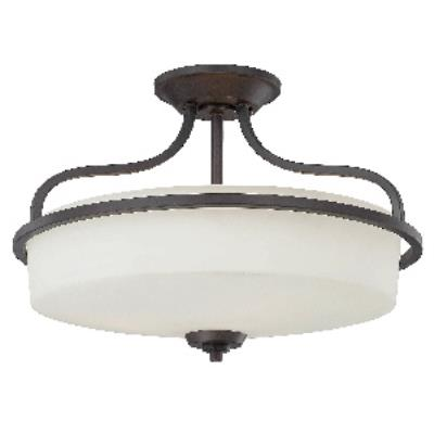 Savoy House 6-6224-3-13 Charlton - Three Light Large Semi-Flush Mount