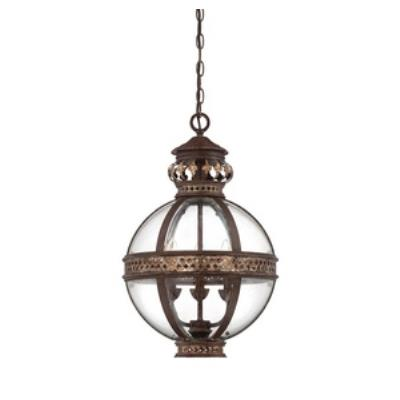 Savoy House 7-1480-3-124 Strasbourg - Three Light Small French Globe Pendant
