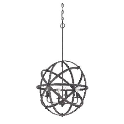 Savoy House 7-4353-4-13 Dias Orb - Four Light Pendant