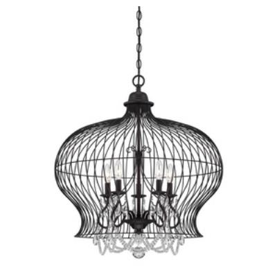 Savoy House 7-6101-5-17 Abagail - Five Light Pendant