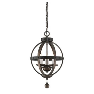 Savoy House 7-9541-3-196 Alsace - Three Light Pendant