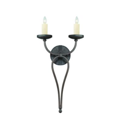 Savoy House 9-2015-2-05 Elba - Two Light Wall Sconce