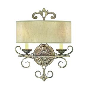 Savonia - Two Light Wall Sconce