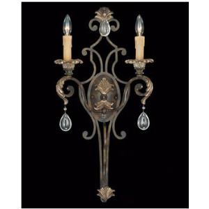 2 Light Sconce