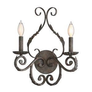 Blair - Two Light Wall Sconce