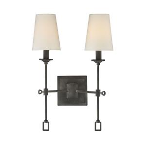 Lorainne - Two Light Wall Sconce
