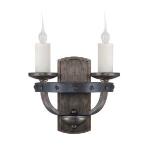 Alsace - Two Light Wall Sconce