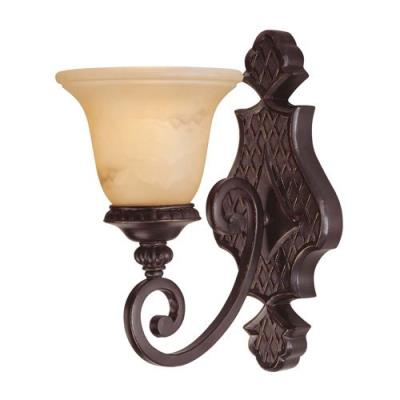 Savoy House 9P-50216-1-16 Knight - One Light Wall Sconce