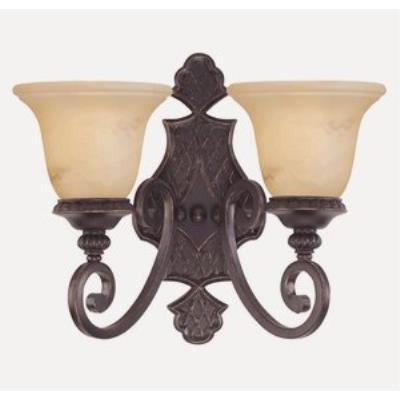 Savoy House 9P-50217-2-16 Knight - Two Light Wall Sconce