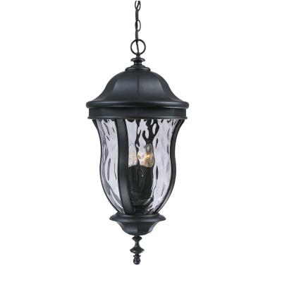 Savoy House KP-5-306-BK Monticello - Four Light Hanging Lantern