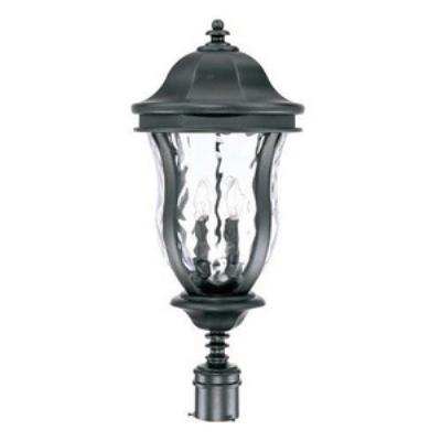 Savoy House KP-5-308-BK Monticello - Four Light Post Lantern