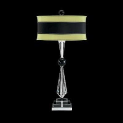 Schonbek Lighting 10457 Deco - One Light Table Lamp