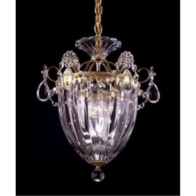 Schonbek Lighting 1243 Bagatelle - Three Light Mini Pendant