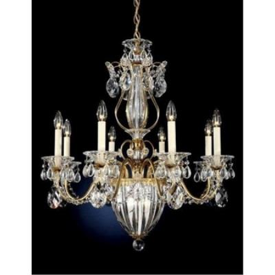 Schonbek Lighting 1248 Bagatelle - Eleven Light Chandelier