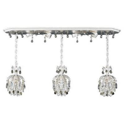 Schonbek Lighting 1258 Rondelle - Three Light Pendant