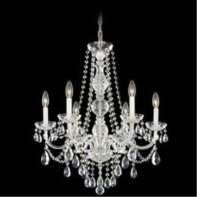 Schonbek Lighting 1303 Arlington - Six Light Chandelier