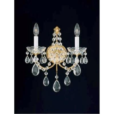 Schonbek Lighting 1586 Madison - Two Light Wall Sconce