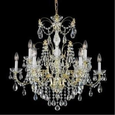Schonbek Lighting 1596 Madison - Six Light Chandelier