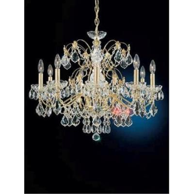Schonbek Lighting 1709 Century - Nine Light Chandelier