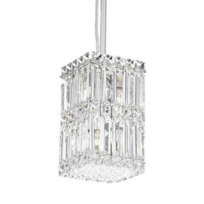 Schonbek Lighting 2251 Quantum - Four Light Mini Pendant