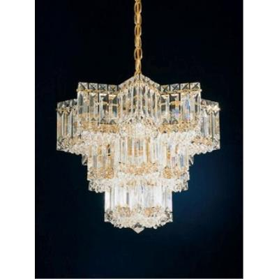 Schonbek Lighting 2712 Equinoxe - Seven Light Mini Chandelier