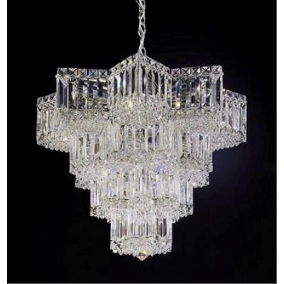 Schonbek Lighting 2714 Equinoxe - Fifteen Light Chandelier