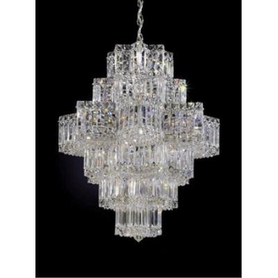 Schonbek Lighting 2724 Equinoxe - Twenty-One Light Chandelier