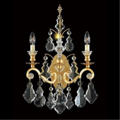 Schonbek Lighting 2761 Renaissance/Versailles - Two Light Wall Sconce