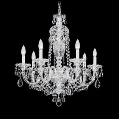 Schonbek Lighting 2995 Sterling - Seven Light Chandelier