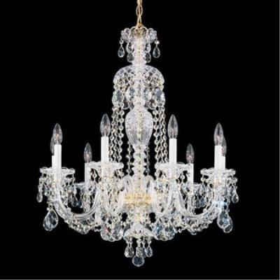Schonbek Lighting 2996 Sterling - Nine Light Chandelier