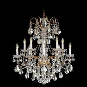 New Orleans - Ten Light Chandelier